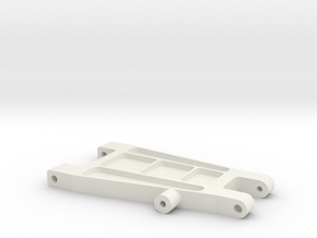 AYK Radiant Front Lower Arm RZ12 in White Natural Versatile Plastic