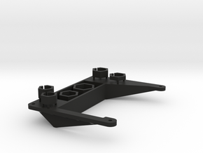 Preston F/I Unit Mounting Bracket in Black Natural Versatile Plastic