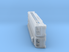 SNCF Z2 Automotrice  in Smooth Fine Detail Plastic