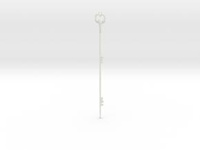 Pluto's Timekey for 27cm Dollfie in White Natural Versatile Plastic