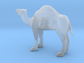 O Scale Camel in Smooth Fine Detail Plastic