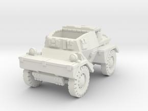 Daimler Dingo mk1 (open) 1/100 in White Natural Versatile Plastic