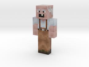 horstflock | Minecraft toy in Natural Full Color Sandstone