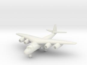 (1:144) Arado Ar 234 Jäger mit Pfeilflügel in White Natural Versatile Plastic