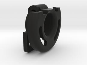 AKs 74u Handguard Band in Black Natural Versatile Plastic