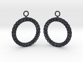 RW Earrings in Black PA12