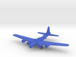 B-17G w/Gear in Blue Processed Versatile Plastic: 1:400