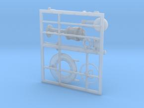 SEEHUND Typ127 XXVII 1:24 Turmteile in Smooth Fine Detail Plastic