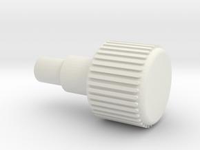 Resident Evil Winder Key Pt2 in White Natural Versatile Plastic