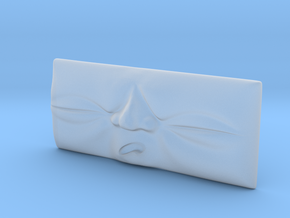 Toad Face #1 [H0/00] in Smooth Fine Detail Plastic