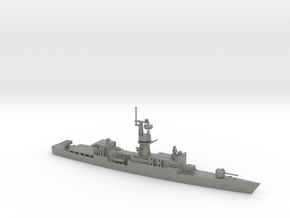 1/1250 Scale Knox Class Frigate in Gray PA12