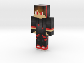 EpicMin3r | Minecraft toy in Natural Full Color Sandstone