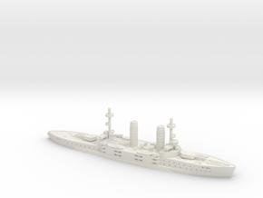 Tsukuba 1/1800 in White Natural Versatile Plastic