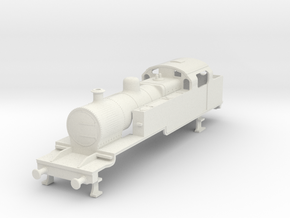 b-100-lms-fowler-2-6-2t-loco in White Natural Versatile Plastic