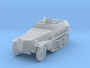 PV157D Sdkfz 250/1 SPW (1/120) in Smooth Fine Detail Plastic
