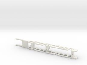 2-8-? frame in White Natural Versatile Plastic