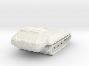 Utility Landram 160 Scale in White Natural Versatile Plastic