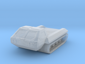 Utility Landram 160 Scale in Smooth Fine Detail Plastic
