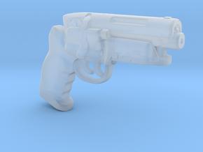 Deckard Blaster - LAPD 2019 Blaster 1:6 scale in Smoothest Fine Detail Plastic