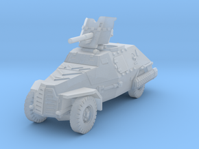Marmon Herrington mk2 (Pak 36) 1/220 in Smooth Fine Detail Plastic