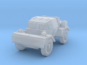 Daimler Dingo mk2 (closed) 1/120 in Smooth Fine Detail Plastic