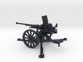 1/48 IJA Type 98 20mm anti-aircraft gun in Black PA12