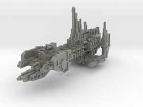 Strike Cruiser mk.2 (1.7x) in Gray PA12