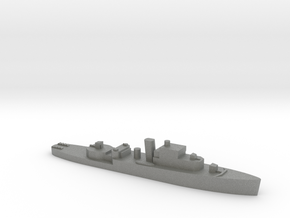 HMS Grimsby 1:2400 WW2 escort sloop in Gray PA12