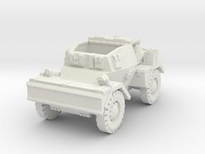 Daimler Dingo mk2 (open) 1/100 in White Natural Versatile Plastic