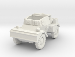 Daimler Dingo mk2 (open) 1/120 in White Natural Versatile Plastic