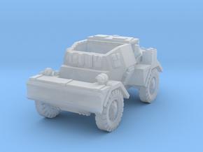 Daimler Dingo mk2 (open) 1/144 in Smooth Fine Detail Plastic