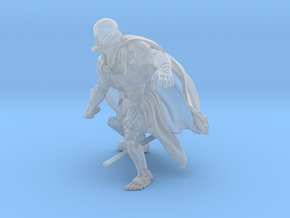 The King of Ashes in Smooth Fine Detail Plastic