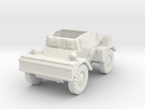 Daimler Dingo mk3 1/120 in White Natural Versatile Plastic