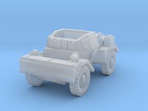 Daimler Dingo mk3 1/200 in Smooth Fine Detail Plastic