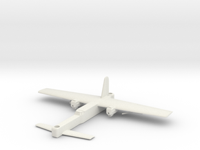 (1:144) Focke-Wulf Fw 42 in White Natural Versatile Plastic