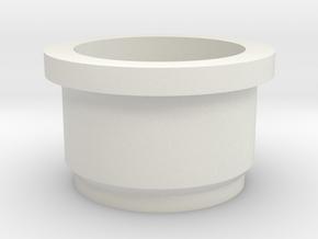 1:1 Apollo RCS Preigniter Tube in White Natural Versatile Plastic