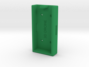 battery holder pulse 3600mah rx in Green Processed Versatile Plastic