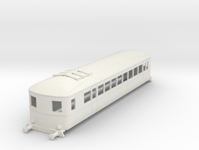 o-87-gnri-railcar-b in White Natural Versatile Plastic