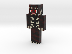 TheTigerDragon | Minecraft toy in Natural Full Color Sandstone