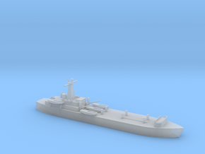 1/1250 Scale British LST-3 in Smooth Fine Detail Plastic