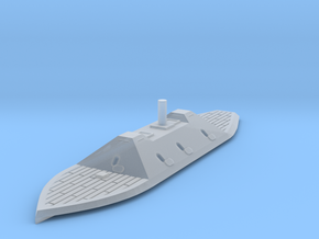 1/1000 CSS Fredericksburg in Smooth Fine Detail Plastic