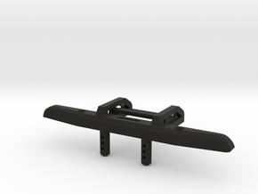 Push Bumper for Redcat Gen 8 in Black Natural Versatile Plastic