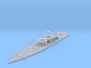 1/1200 USS Puritan in Smooth Fine Detail Plastic