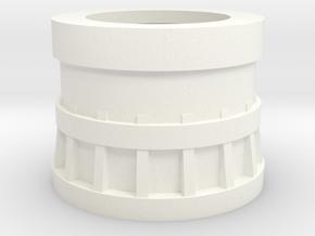 CANON U-BOOT STAND  in White Processed Versatile Plastic