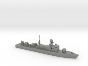 1/1250 Scale German Gepard 143A Class Patrol Ship in Gray PA12