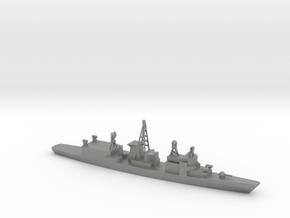 1/1800 Scale German Frigate Bremen F207 Class in Gray PA12