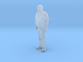 Printle C Homme 2624 - 1/50 - wob in Smooth Fine Detail Plastic