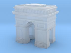 Arc de Triomphe 1/1250 in Smooth Fine Detail Plastic