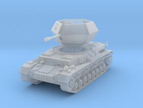 Flakpanzer IV Ostwind 1/87 in Smooth Fine Detail Plastic