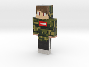 DraxOfficial | Minecraft toy in Natural Full Color Sandstone